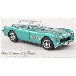 1954 Pontiac Bonneville Special Dream Car (Green)