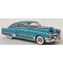 1949 Cadillac Series 62 Sedanet (Metallic Blue)