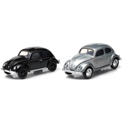 1938-1953 Volkswagen Split Window Type 2 Beetle (2-Car Set)