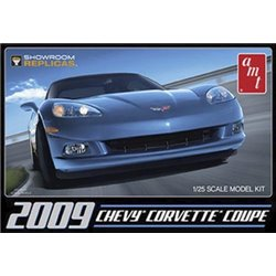 09 Corvette Coupe (Model Kit)