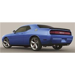10 Challenger SRT8 B5 Blue Assembled (Model Kit)