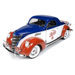 "1937 Lincoln Zephyr Coupe ""Pepsi"""