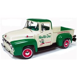 "1956 Ford F100 Pickup ""Mountain Dew"""