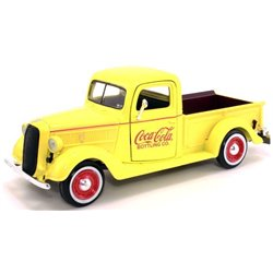 "1937 Ford Delivery Pickup ""Coca-Cola"" (Yellow)"