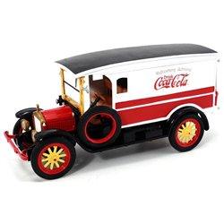 "1920 White Van ""Coca-Cola"" (Red/White)"