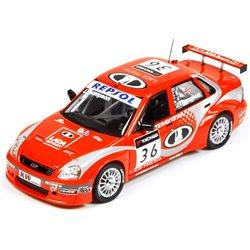 """Lada Priora WTCC 2009 """"36"""" J. Thompson"""