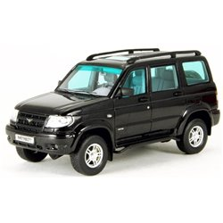 2009 UAZ 3163 Patriot 4x4 SUV (Black)