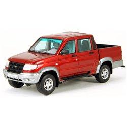 2009 UAZ 3163 Pickup (Metallic Red)