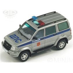 "2010 UAZ 3163 Patriot 4x4 SUV ""Russian Road Police"""