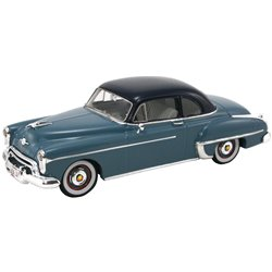 1950 Oldsmobile 88 Club Coupe (Blue)