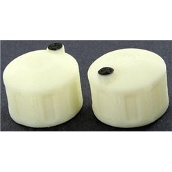 Bulk Fluid Tank - 2-Pack - White