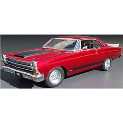 "1967 Ford Fairlane ""1320 Kings"" Drag Car (Red w/Black Stripes)"
