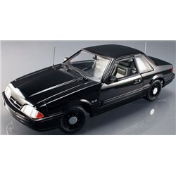 "1991 Ford Mustang ""FBI Pursuit Car"" (Black)"