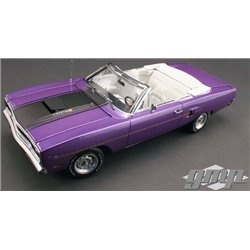 1970 Plymouth Road Runner Convertible (Violet w/Black Stripes)