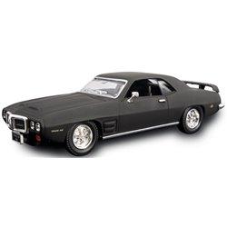 1969 Pontiac Firebird Trans AM (Matte Black)