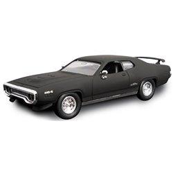 1971 Plymouth GTX (Matte Black)
