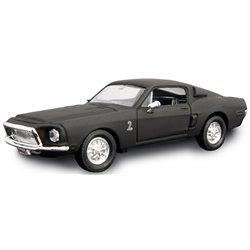 1968 Ford Shelby Mustang GT-500KR (Matte Black)