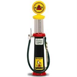 "1920's Wayne Cylindrical Gas Pump ""'Pennzoil Gasoline"""