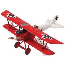 Pfalz D.IIIa Luftstreitkrafte Jasta 18, Hans Muller, 1918