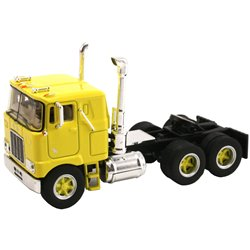 Mack F700 COE Tractor (Yellow w/Black Frame)