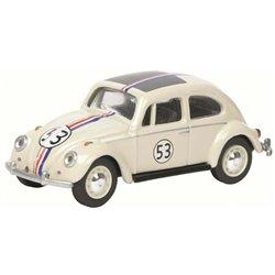 "Volkswagen Beetle Convertible Rallye ""Herbie - 53"" (White)"