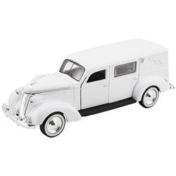 1937 Studebaker Hearse (White)