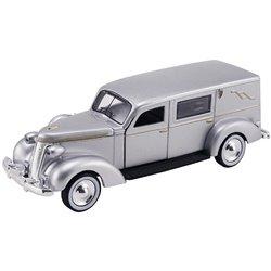 1937 Studebaker Hearse (Silver)