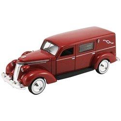 1937 Studebaker Hearse (Maroon)
