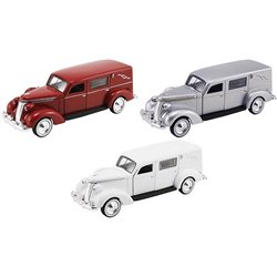 1937 Studebaker Hearse (Set of 3)