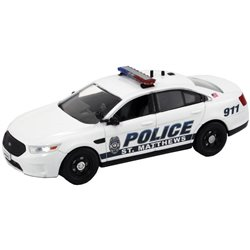 "2014 Ford Police Interceptor Sedan ""St. Matthews Police Dept"""