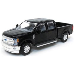 2017 Ford F-350 Crew Cab Pickup Truck (Black)