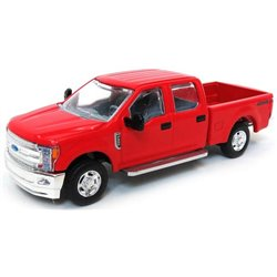 2017 Ford F-350 Crew Cab Pickup Truck (Red)
