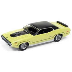1971 Plymouth GTX (Yellow)