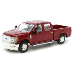 2017 Ford F-350 Crew Cab Pickup Truck (Ruby Red)
