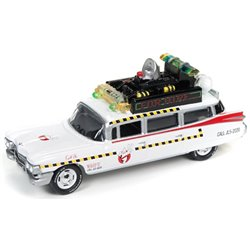 "1959 Cadillac Ambulance ""Ghostbusters II"" (White)"