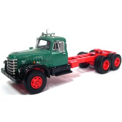 1955 Diamond T 921 Day Cab Conventional Tractor (Green/Black)