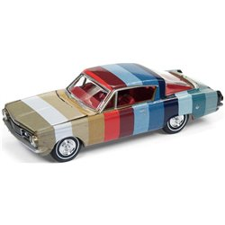 1964 Plymouth Barracuda (Factory Paint Swatch Stripes)