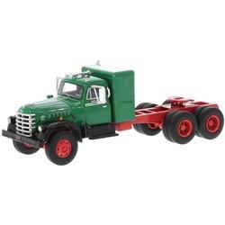 1955 Diamond T 921 Sleeper Conventional Tractor (Green/Black)