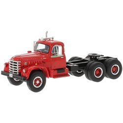1955 Diamond T 921 Day-Cab Conventional Tractor (Red)