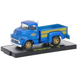 "1958 Dodge COE Pickup (Blue) ""Big HEMI Express Truck"""