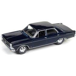 1966 Ford Fairlane 500 Sedan (Nightmist Blue Poly)