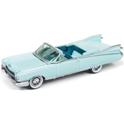 1959 Cadillac Eldorado Convertible (Pinehurst Green)