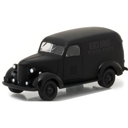 "1939 Chevy Panel Truck (Black) ""Black Bandit Delivery Service"""