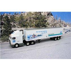 """International 9800 COE w/45' Dry Van Trailer """"PPG Industries"""""""