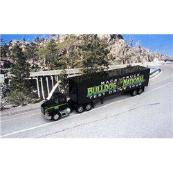 "Mack CH600 Day Cab w/45' Dry Van Trailer ""Mack Bulldog National - Test Drive Tour"""
