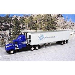 "Kenworth T600 w/45' Reefer Van Trailer ""Edward Brothers Trucking"""
