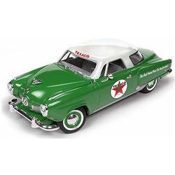 "1951 Studebaker Commander Starlight Coupe (Green/White) ""Texaco"""