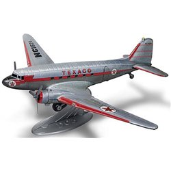 "1953 Douglas DC-3 (Brushed Metal) ""Texaco"""