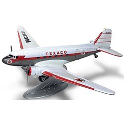 "1953 Douglas DC-3 (White/Red) ""Texaco"""