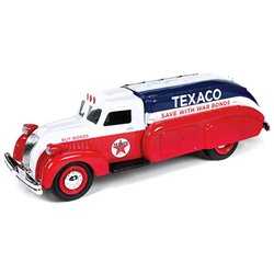 "1939 Dodge Airflow Tanker ""Texaco - Save with War Bonds"""